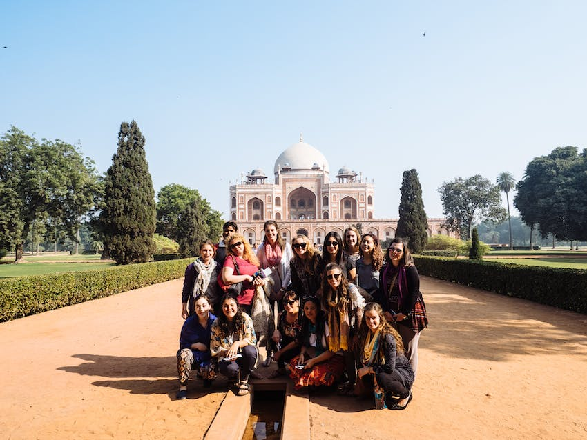 Explore India on your winter break as a volunteer with IVHQ