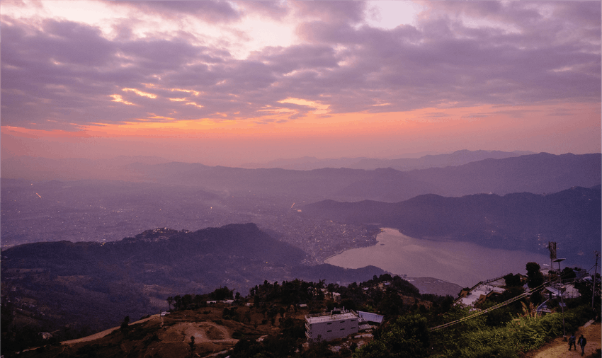 Adventure holiday in Nepal with IVHQ