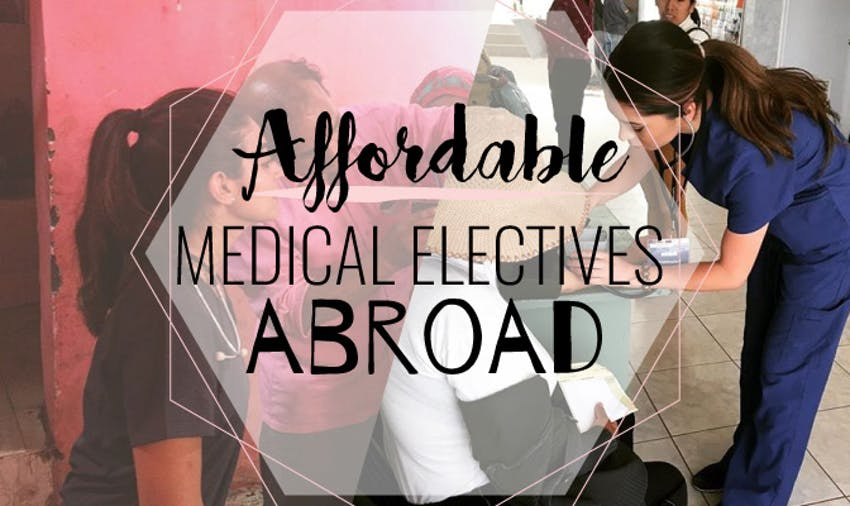 Affordable Medical Electives Abroad with International Volunteer HQ