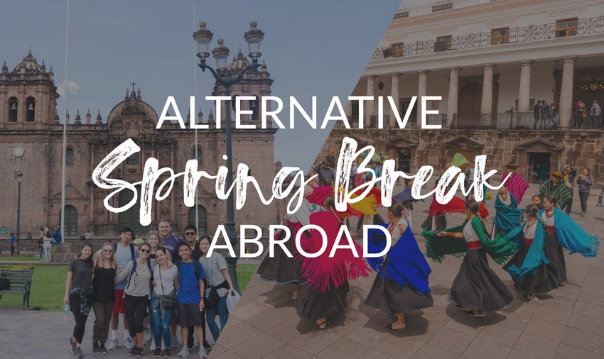 Alternative Spring Break 2018  Programs