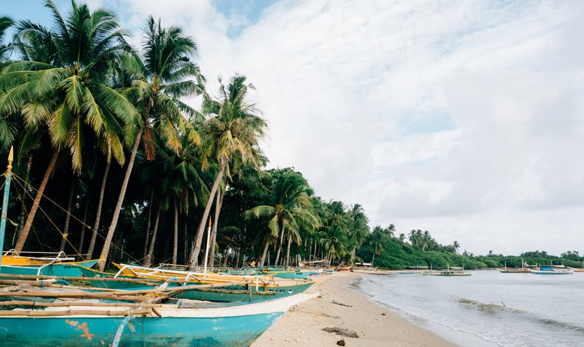 Alternative Spring Break - Volunteering in Philippines
