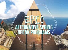 Epic Spring Break Programs 2018 with IVHQ