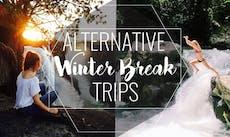 Alternative Winter Break Trips with IVHQ 2017