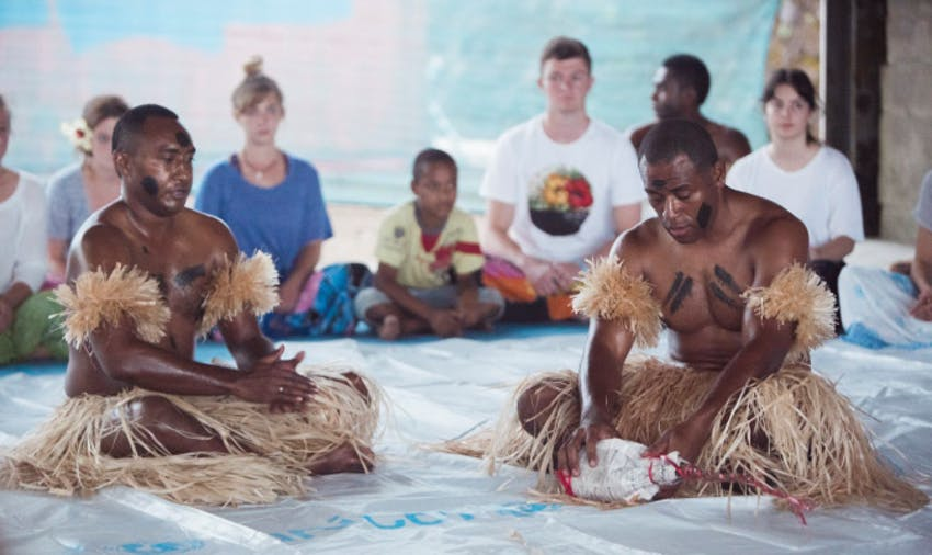 IVHQ Videographer Andrew Ahmed visits the Fiji volunteer program
