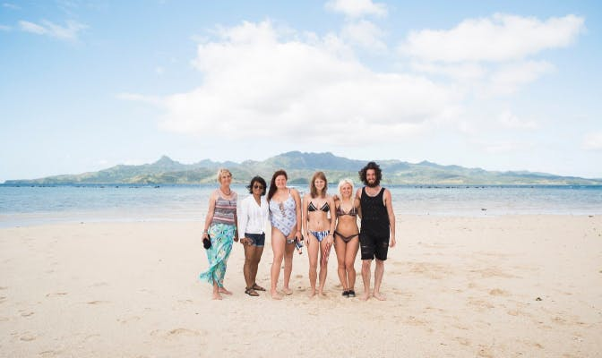 Volunteer in Fiji with IVHQ on an island vacation
