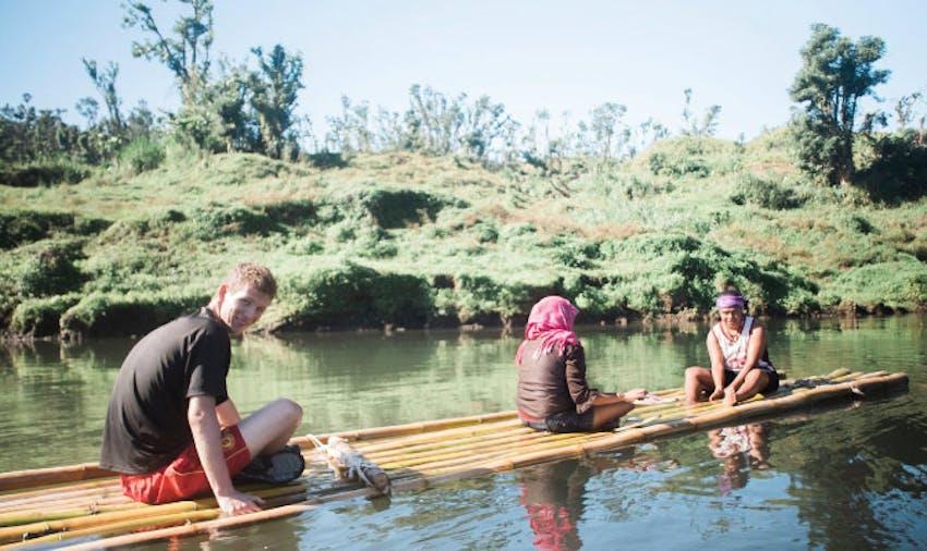 IVHQ videographer Andrew Ahmed visits the Fiji volunteer program