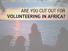 Are You Cut Out For Volunteering In Africa?