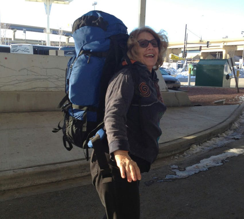 Volunteer and backpacking through Thailand as an older volunteer