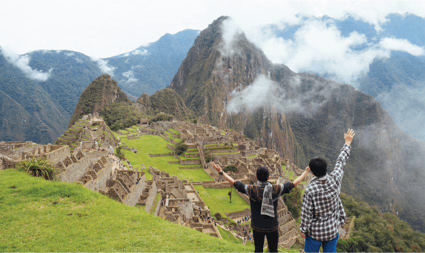 Explore Machu Picchu on an unplugged volunteer vacation in Peru