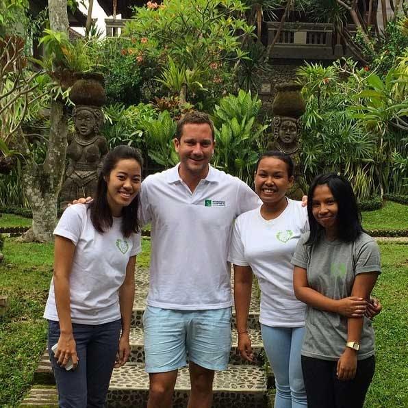 IVHQ's Dan Radcliffe visits our volunteer program in Bali