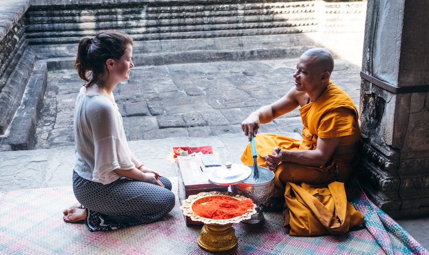 Volunteer in Cambodia with IVHQ