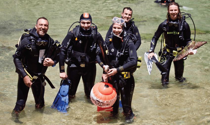 Marine Conservation Volunteer - Diving in Portugal