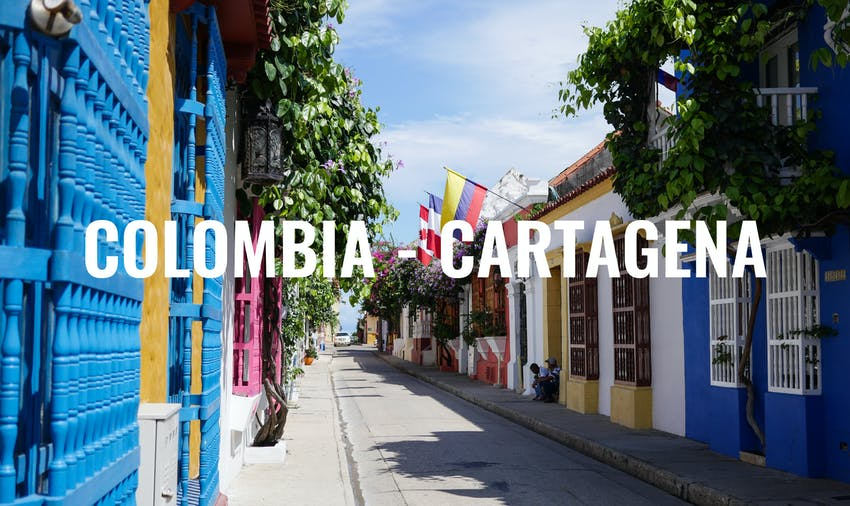 Volunteer in Colombia on a the Cartagena program with IVHQ
