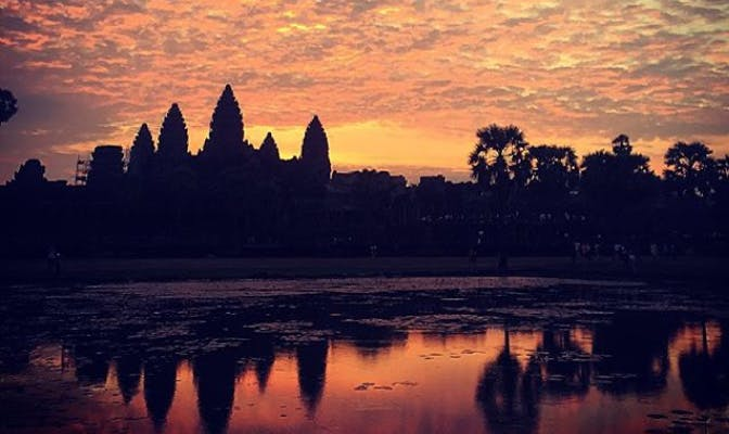 Volunteer Abroad Programs For Seniors - Cambodia