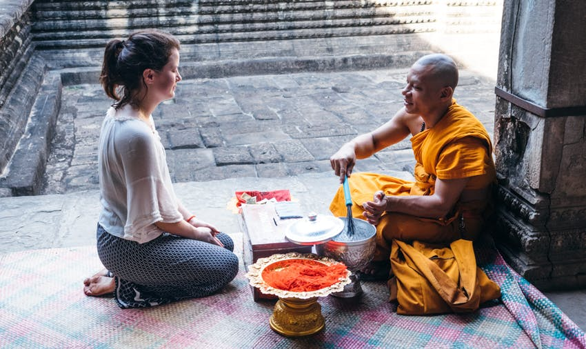 Affordable volunteer abroad programs - Cambodia with IVHQ