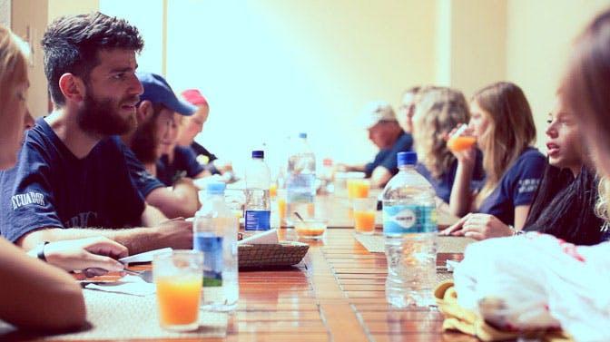 Cheap volunteer abroad programs in Ecuador with IVHQ