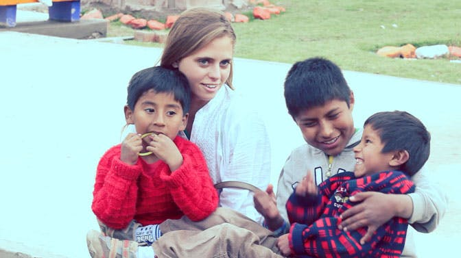 Volunteer in Childcare with IVHQ in Peru Cusco