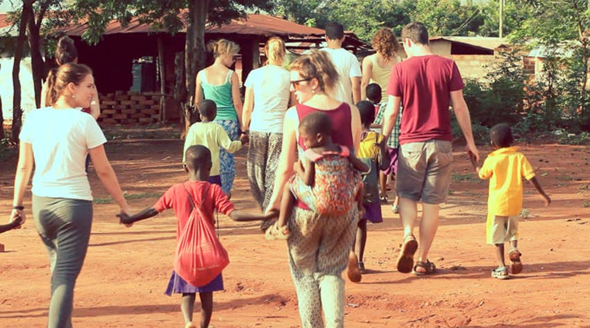 Volunteer in childcare with IVHQ in Ghana