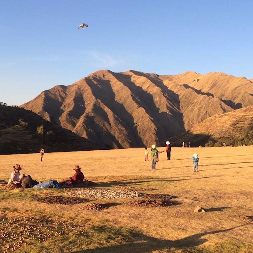 Volunteer in Peru - Cusco
