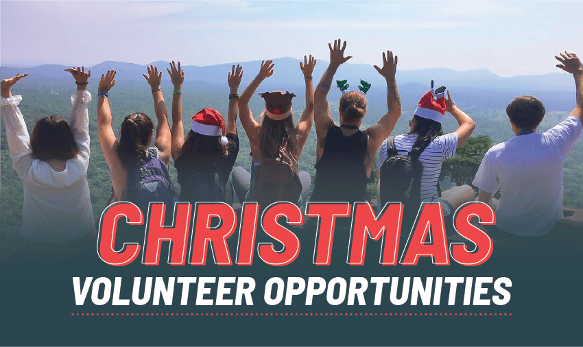 Volunteer For Christmas 2019 The Best Christmas Volunteering Opportunities Abroad in 2019
