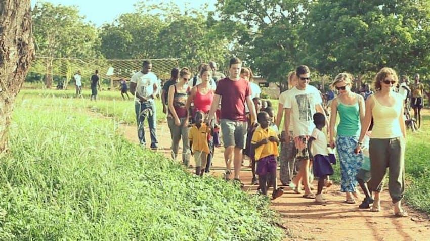 Christmas volunteering with IVHQ in Ghana