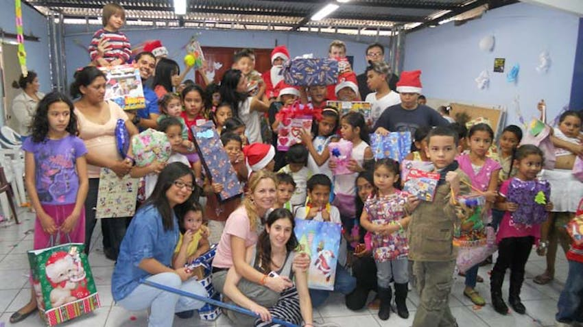 Christmas Volunteering Abroad in Costa Rica