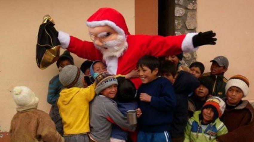 Christmas Volunteering abroad in Cusco - Peru