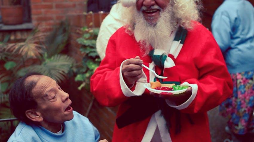 Christmas Volunteering in Colombia