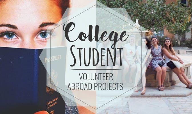 College Student Volunteer Abroad Programs