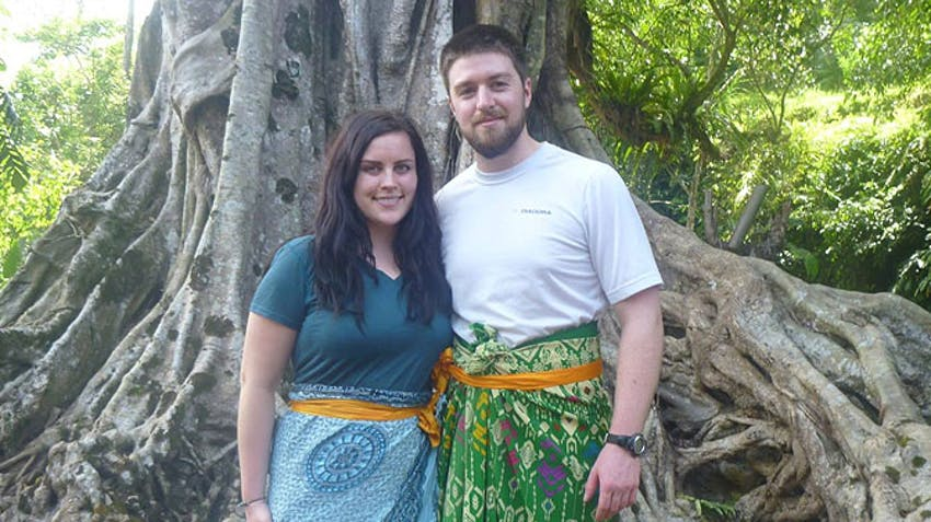 Volunteer Abroad as a couple in Bali
