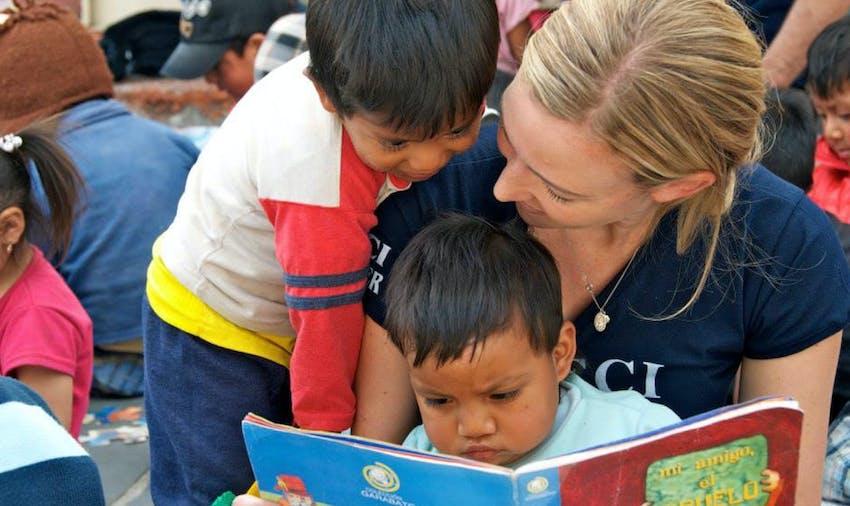 Experience the culture when you volunteer in Ecuador