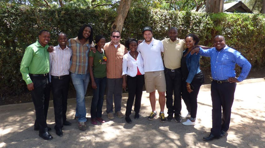East Africa IVHQ Program Swap