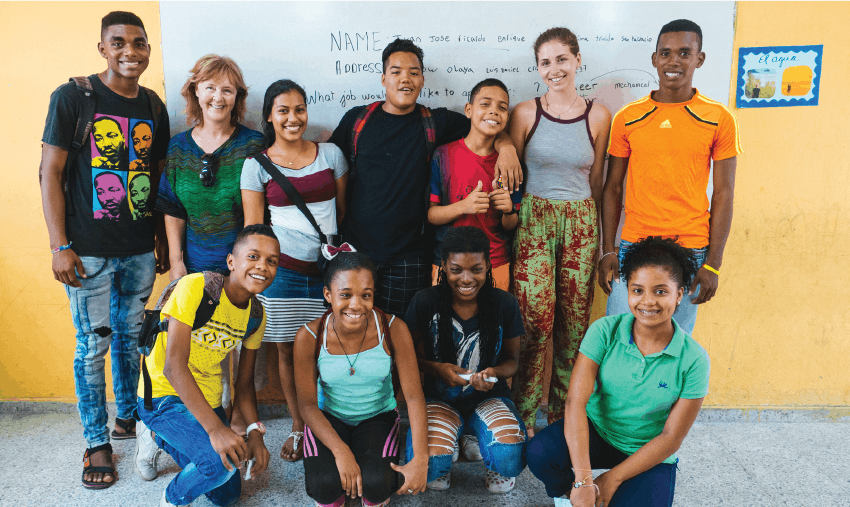 Volunteer in Bali as a family with IVHQ