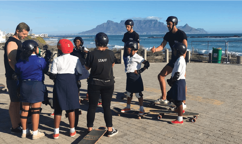 Volunteer in South Africa as a family with IVHQ