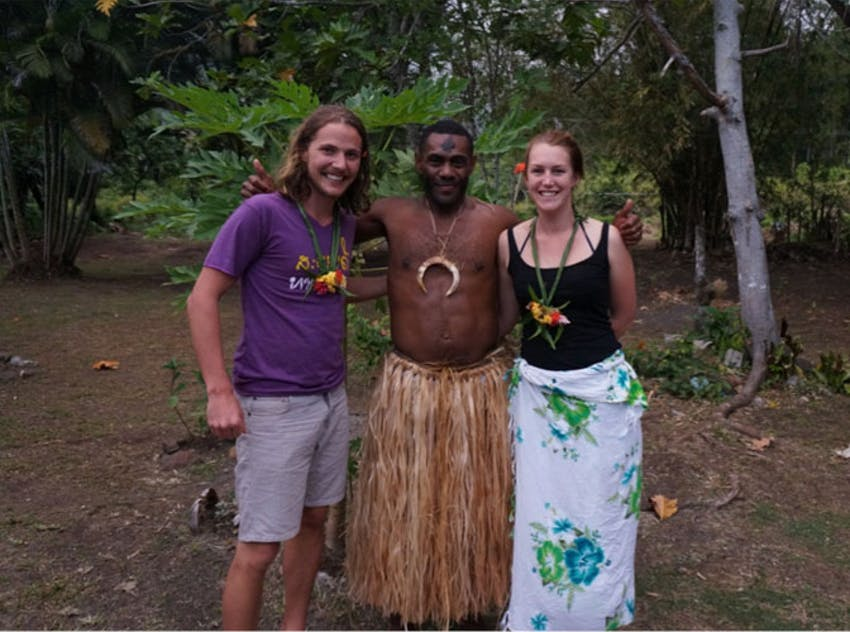 Become part of the family in Fiji with IVHQ