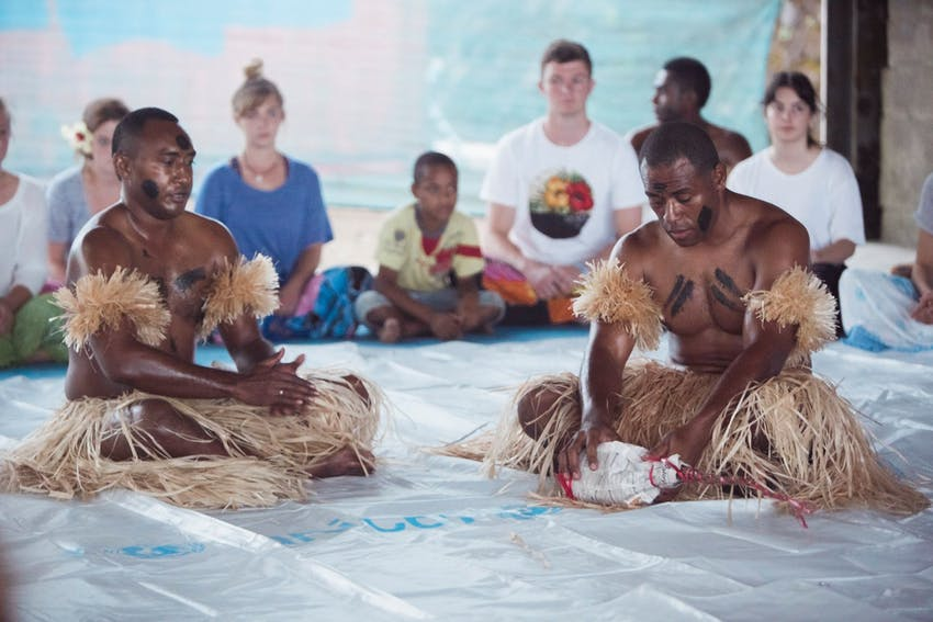Experience the real Fiji with IVHQ