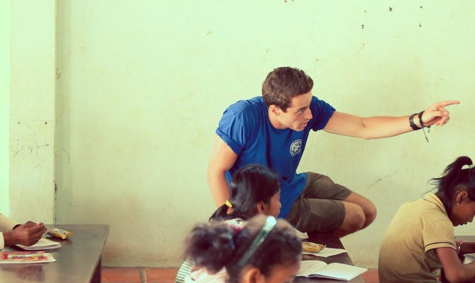 Check out gap year volunteer opportunities with IVHQ
