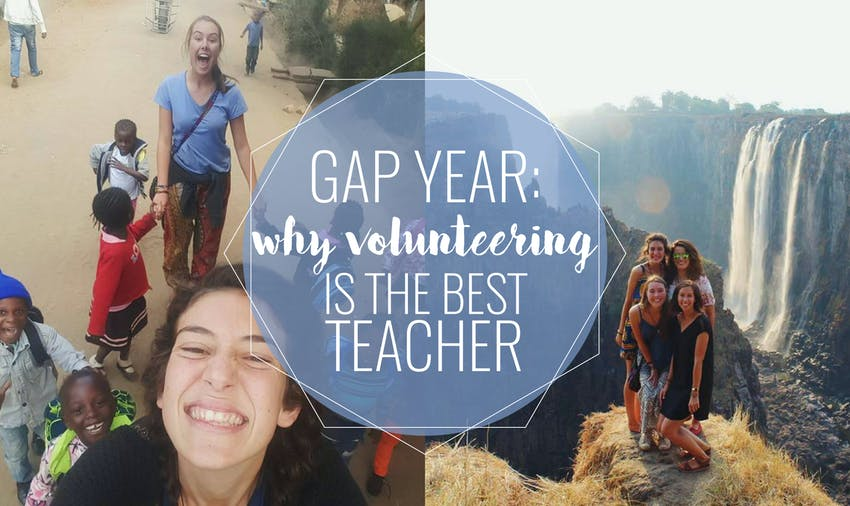 Find out why friends Lisa and Lara took a gap year and how it taught them more than any classroom could...