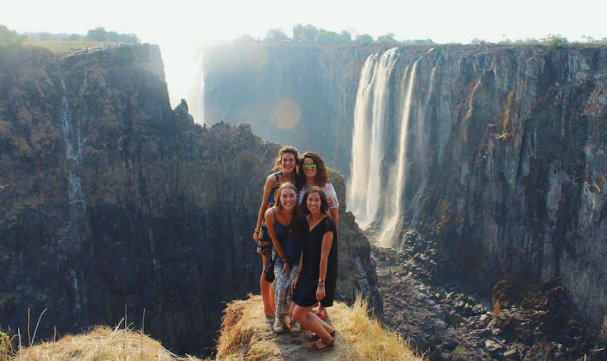 Experience life abroad on your gap year and volunteer with IVHQ