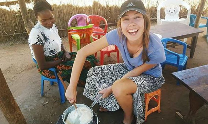 Experience life abroad on your gap year