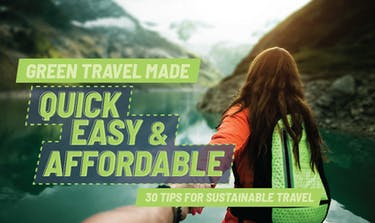 Quick, Easy and Cheap Green Travel