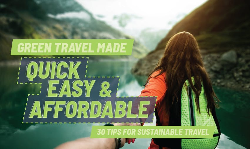 Green travel made quick, easy and affordable