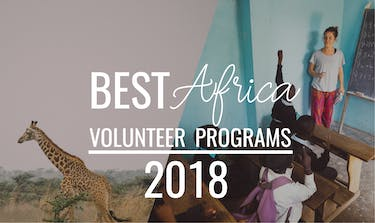 Volunteer in Africa with IVHQ in 2018