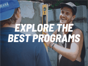 Explore the best programs