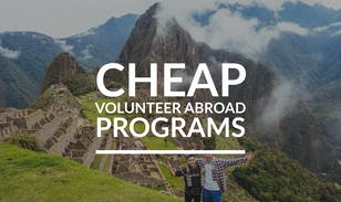 Cheap volunteer abroad programs 2018 with IVHQ
