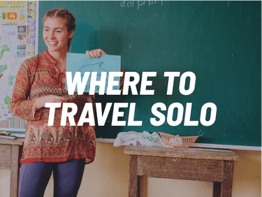 Best IVHQ Volunteer Abroad Programs For Solo Travelers