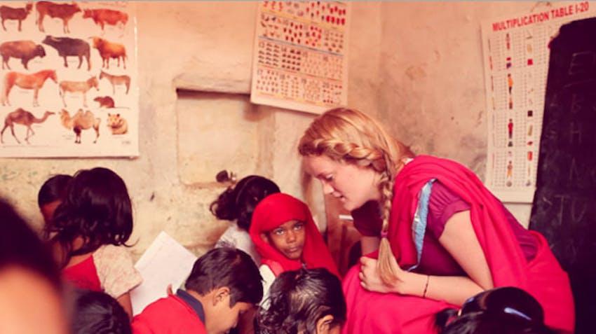 How to choose a volunteer organization - volunteer in India