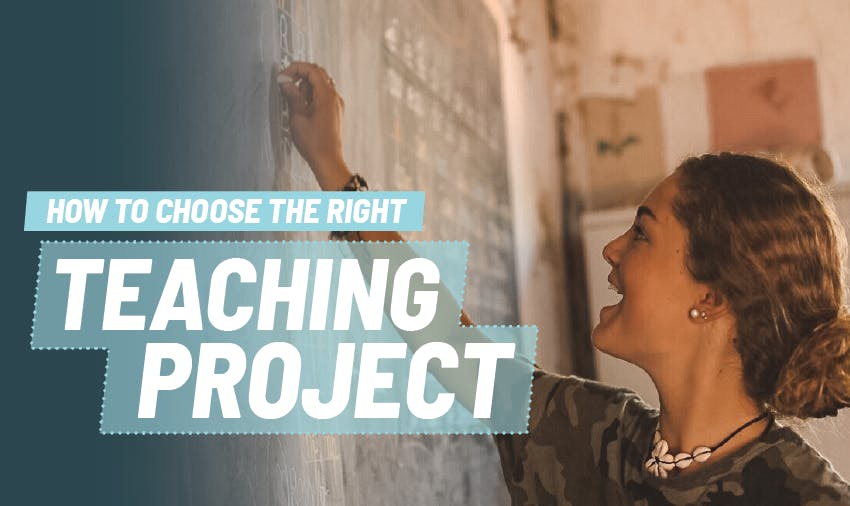 The Best Guide To Finding The Right Teaching Abroad Project with IVHQ