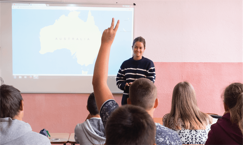 Teaching abroad with IVHQ in Romania