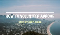 How To Volunteer Abroad